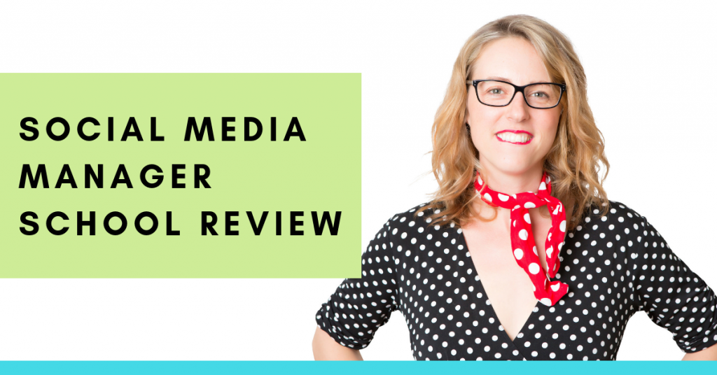 Social Media Manager School Review